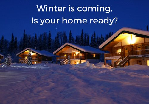 Let's Get Ready For Winter!
